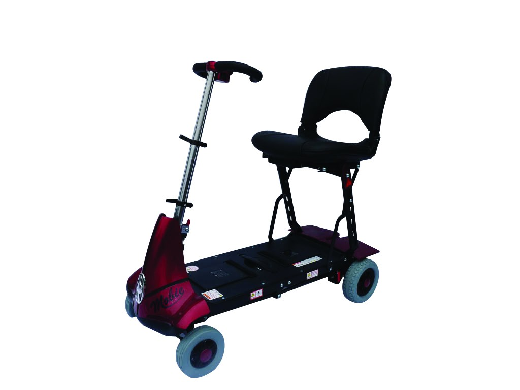 Scooters - Mobility Living